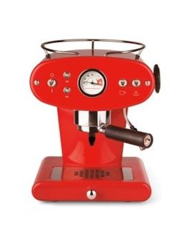 Francis Francis Illy X1 Ese Pods Red by Illy