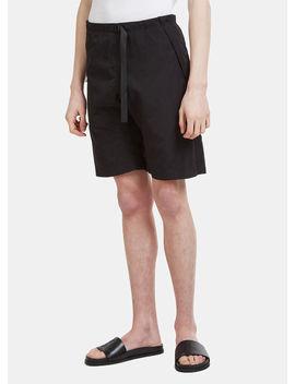 percy-shorts-in-black by stella-mccartney