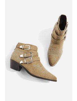 Kowboy Western Boots by Topshop