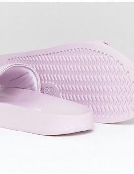Reebok Classic Sliders In Purple Bs7416 by Reebok