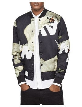 Rackam Sports Bomber Jacket by G Star Raw