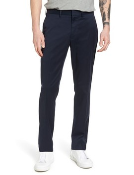 Slim Fit Non Iron Chinos by Nordstrom Men's Shop