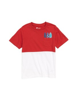 Embroidered Pocket T Shirt by Tucker + Tate
