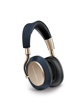 Bowers & Wilkins Px Bluetooth Wireless Headphones, Noise Cancelling   Soft Gold by Amazon