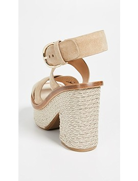 Tanglee Platform Sandals by Joie