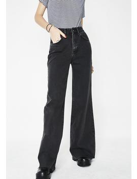 Charcoal Trip Skater Jean by The Ragged Priest
