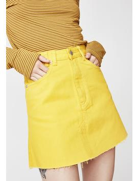 Mellow Sasha A Line Skirt by Insight