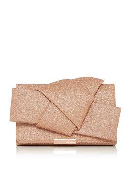 Grosgrain Satin Bow Evening Bag by Ted Baker