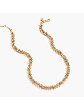 Beaded Necklace by J.Crew