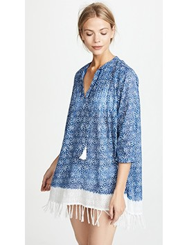 Urchin Dye Serafina Tunic by Roller Rabbit