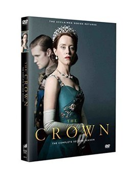 The Crown Season 2 (Dvd 2018) New by Brand New