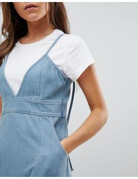 After Market Denim Midi Dress by Casual Dress