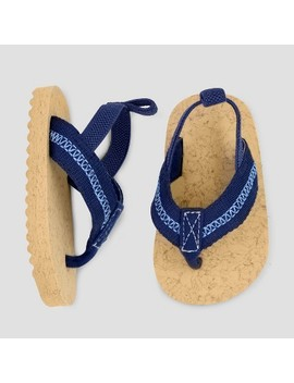Baby Boys' Flip Flop   Just One You™ Made By Carter's® Blue by Just One You Made By Carter's