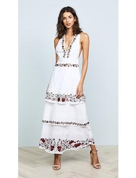 Amy Maxi Dress by Saylor