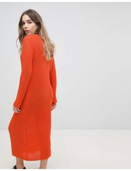 Asos Crochet Maxi Dress by Asos Collection