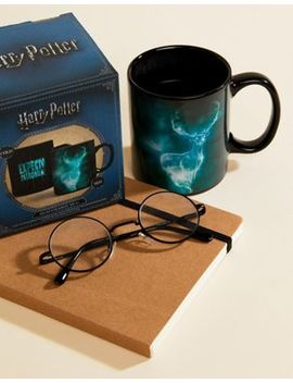 Harry Potter Tasse Mit Wärmeaktiviertem Patronusdesign by Tasse