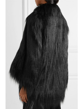 Yeti Convertible Oversized Faux Fur Coat by House Of Fluff