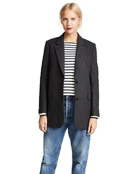 Elongated Boyfriend Blazer by James Jeans