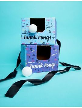 Fizz Twerk Pong Interactive Game by Asos