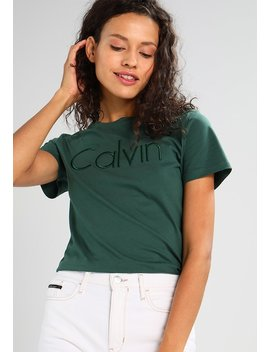 Tanya   T Shirt Print by Calvin Klein Jeans