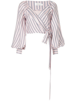 Sunny Wrap Long Dresshome Women Clothing Day Dresses by Zimmermann