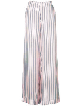 Sunny Relaxed Wide Leg Trousershome Women Clothing Palazzo Pants by Zimmermann