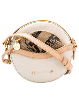 Rosy Round Shoulder Baghome Women Bags Shoulder Bags by See By Chloé