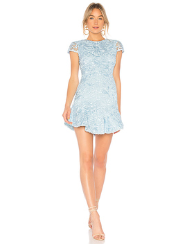 Rapunzel Mini Dress by Alice + Olivia