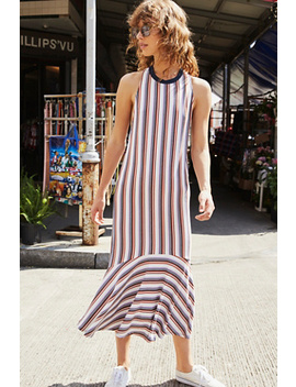 Fallin' For You Midi Dress by Free People
