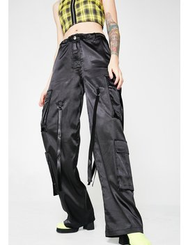 Dark Octopus Trousers by Illustrated People