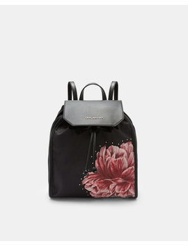 Tranquility Drawstring Backpack by Ted Baker