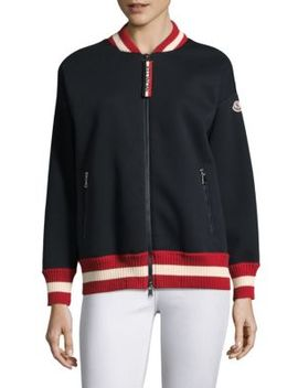 Maglia Bomber Jacket by Moncler