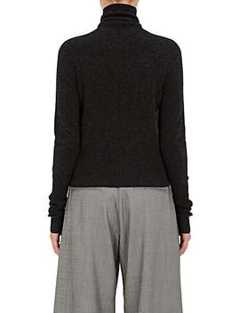 Margot Cashmere Turtleneck Sweater by Nili Lotan