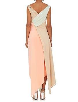 Silk Crepe Maxi Dress by Sies Marjan