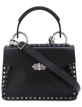Small Studded Hava Baghome Women Bags Shoulder Bags by Proenza Schouler