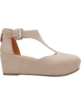 Nydia T Strap Wedge by Gentle Souls