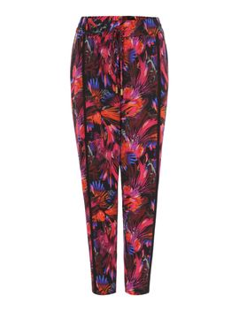 Rio Printed Slouch Trouser by Biba