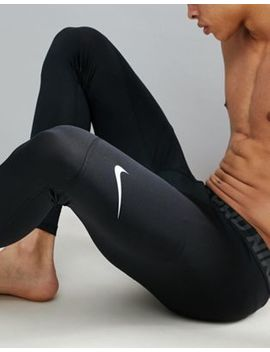 Nike Training Pro Tights In Black 838067 010 by Nike