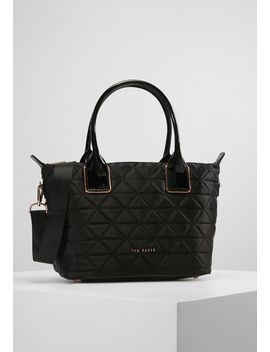 Quilted Tote   Handbag by Ted Baker