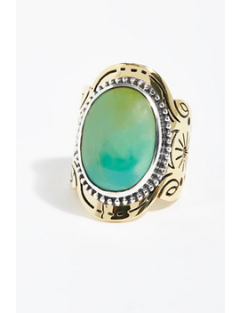 Spirit Stone Ring by Free People
