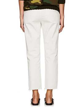Hampton Cotton Crop Trousers by Nili Lotan