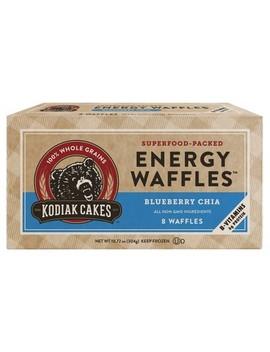 Kodiak Cakes® Blueberry Chia Superfood Packed Energy Waffles   10.72oz by Kodiak Cakes
