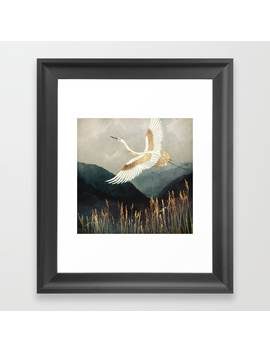 Framed Art Print by Spacefrogdesigns