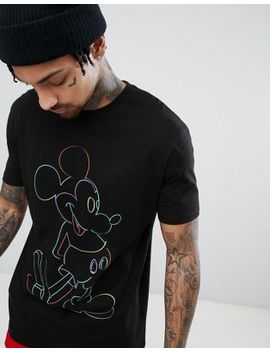 Asos Design Mickey Relaxed T Shirt by Asos Design