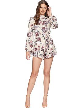 Minkpink Womens Toulouse Playsuit by Minkpink