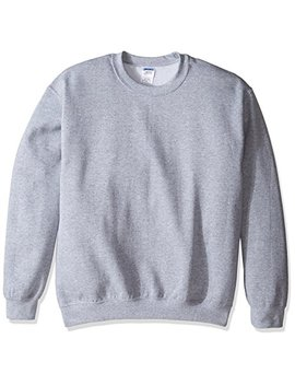 Gildan Men's Fleece Crewneck Sweatshirt by Gildan