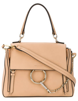 Small Faye Day Baghome Women Bags Tote Bags by Chloé