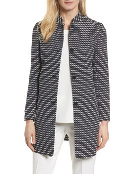 Tweed Topper by Anne Klein