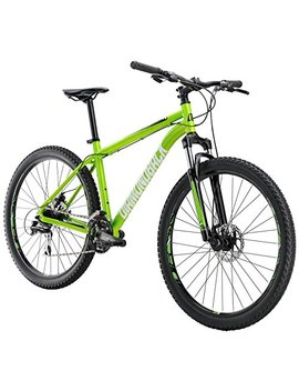 "Diamondback Bicycles Overdrive St Hardtail Mountain Bike, Green, 20""/Large by Diamondback Bicycles"