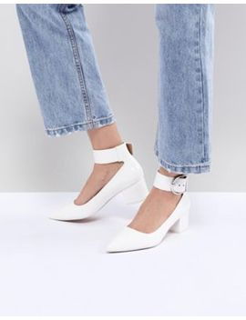Asos Design Samber Mid Heels by Asos Design